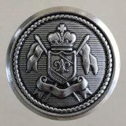 メタルボタン,エンブレム,真鍮